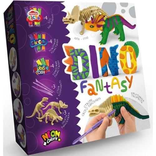 "Набор ""Dino Fantasy"" укр. / 6"
