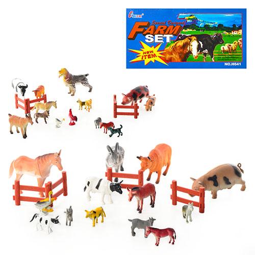 Животные H 639-1-2 домашние