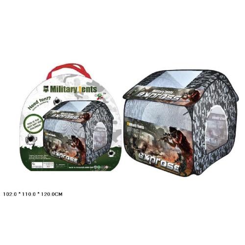"""Палатка A999-207 (36шт/2) """"Домик """" (102*110*120 см) в пакете 38см"""