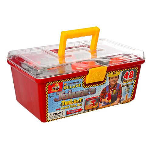 Набор инструментов 2056 в чемоданчике, 48 инструментов