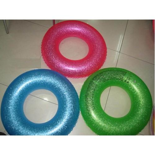 Надувной круг TT14002-1 (180шт) 3 цвета, 60см