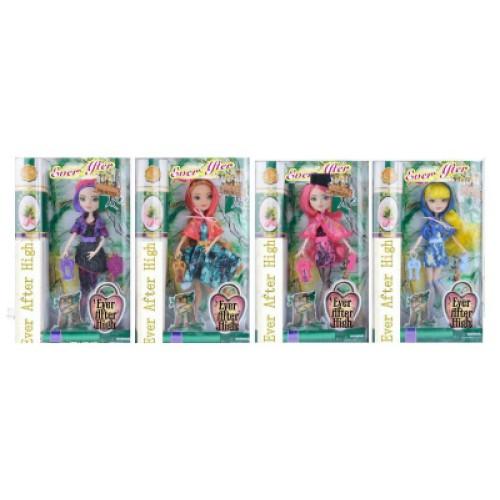 """Кукла """"EAH"""" (HWA1077427) 2115 (1459203-04-05-06) (72шт/2) 8 видов, с аксесс, на шарнирах, в кор. 25"""