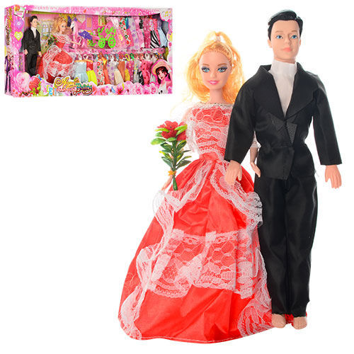 Кукла с нарядом Q88-02B