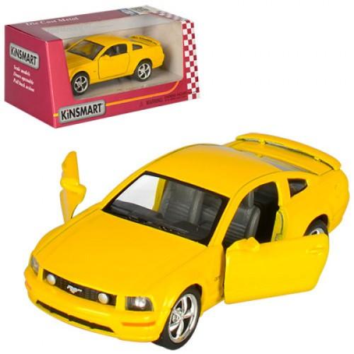 Машинка KT 5091 W (24шт) металл, инер-я, 1:38, 12см, откр.дв, рез.колеса, в кор-ке,16-7-8см