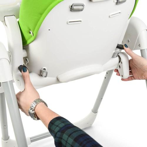 Стульчик для кормления EL CAMINO ME 1038 PRIME Green Apple (зеленый)
